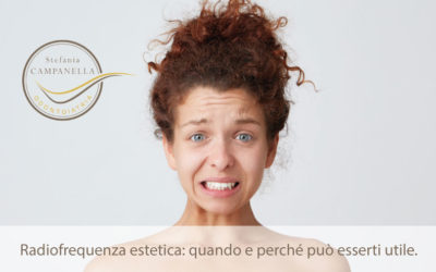 Radiofrequenza estetica al viso: quando e perché può tornarti utile